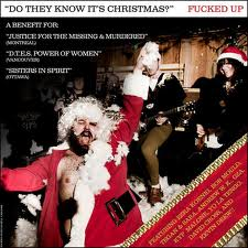 fucked up Christmas
