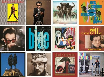 Elvis Costello albums