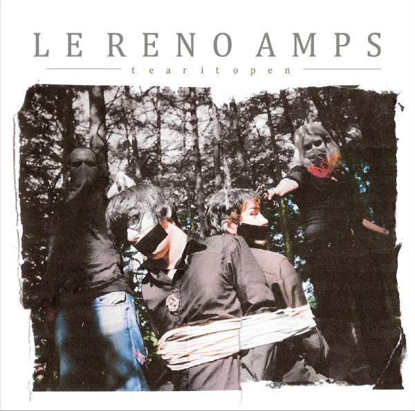 le-reno-amps-tear-it-open-album-cover