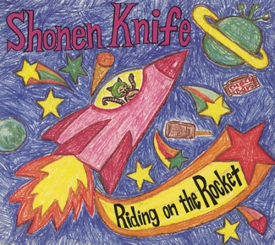 shonen-knife-riding-on-the-rocket