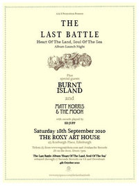 last-battle-album-launch