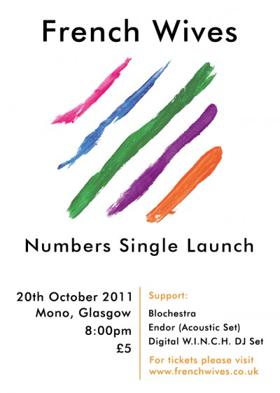 FrenchWives-EP-Launch-Poster