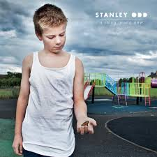 Stanley Odd - A Thing Brand New - Cover