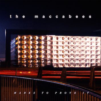 The Maccabees_Marks To Prove It_album artwork[3]