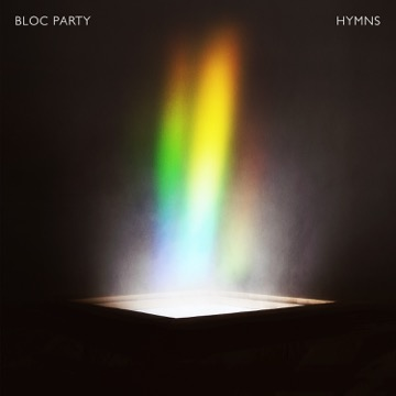 Bloc Party - HYMNS art