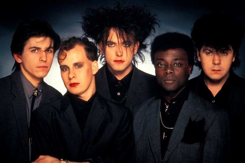 The Cure in 1984